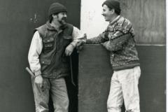 Tony and Noel, 1991.