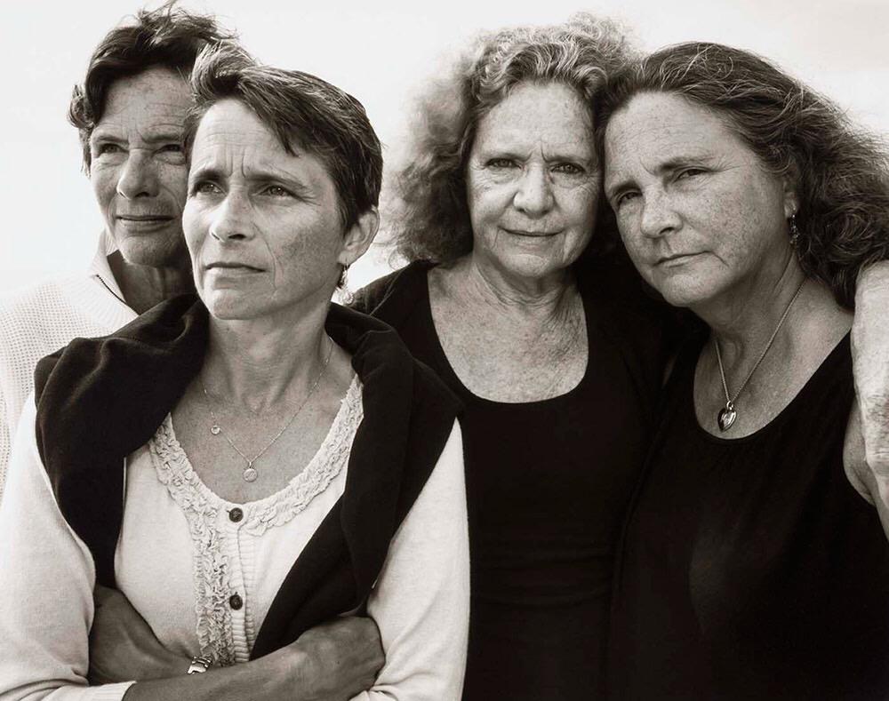 The Brown Sisters by Nicholas Nixon