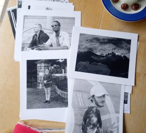 Portraits taken by First Year students in the Dublin Institute of Technology.